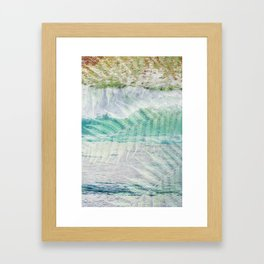 Live (Dandelion) Framed Art Print
