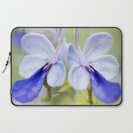 Blue Glory Bower Laptop Sleeve