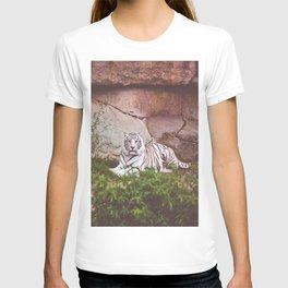 White Bengal Tiger T-shirt
