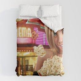 CINEMA POP Comforters