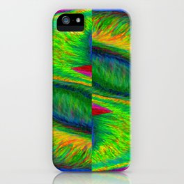 Zig When You Can Zag iPhone Case