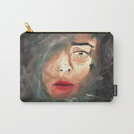 Trapped Thoughts  Carry-All Pouch