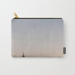 USA Photography - Sunset In New York City Carry-All Pouch