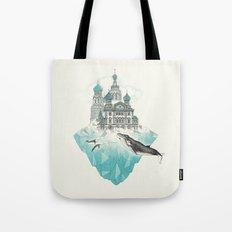 st peters-burg Tote Bag