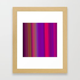 The Noise 1 Framed Art Print
