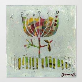 Rain On Me Canvas Print