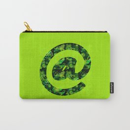 @ symbol - Lime Carry-All Pouch