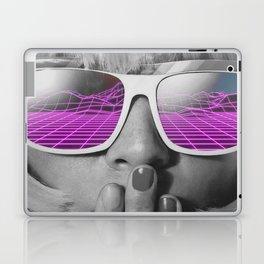 80s Girl Laptop & iPad Skin