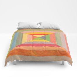 God's Eye Pattern Comforters