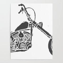 Moto Machina Poster