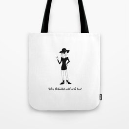 Baddest Witch Tote Bag