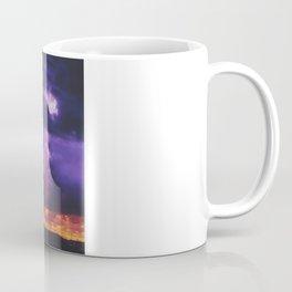 Tu contiens dans ton oeil le couchant et l'aurore Coffee Mug