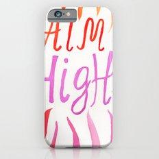 Aim High  Slim Case iPhone 6s