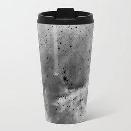 Negative Pacman Nebula Travel Mug