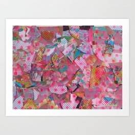 PREFIXED AS A TRADE NAME TO ARTICLES OF ALL KINDS Art Print