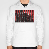 milan Hoodies featuring Milan by James Campbell Taylor