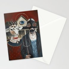 Amerikan Gothique Stationery Cards