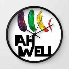 AH WELL Wall Clock