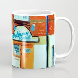 THE WELBURY Coffee Mug
