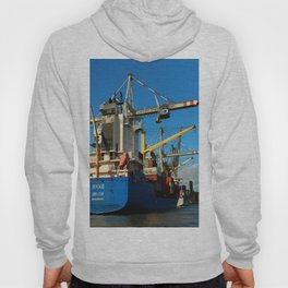Container Ship Hoody