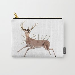 deer frida kahlo Carry-All Pouch
