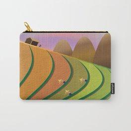 Terrace Fields Carry-All Pouch