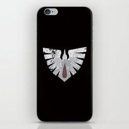 Ravens on the horizon iPhone Skin