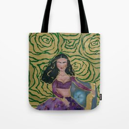 Queen's Ransom Tote Bag