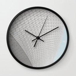 Maat Lisbon | Amanda Levete Architect #architecture Wall Clock