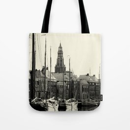Groningen Tote Bag
