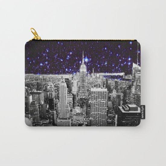 New York City Indigo Stars Carry-All Pouch