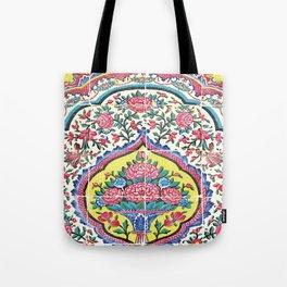 Beauty of tiles Tote Bag