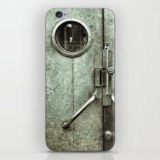 'DOORFACE' iPhone & iPod Skin