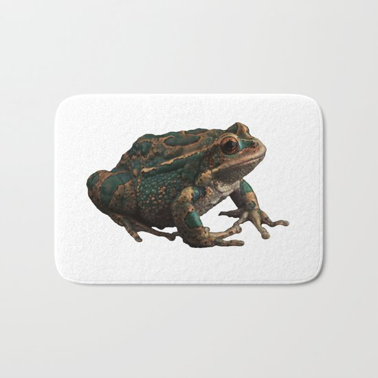 Frog 6 Bath Mat