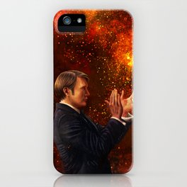 Con Fuoco iPhone Case