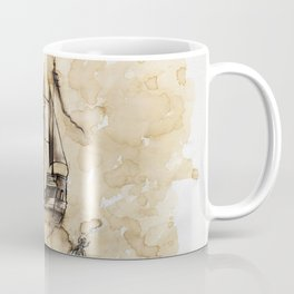 In the mist Coffee Mug