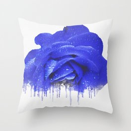 A rose by any other color Throw Pillow