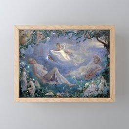 A Midsummer Night's Dream - John Simmons Framed Mini Art Print