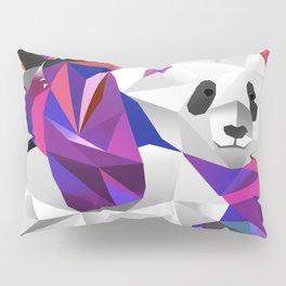 Pauline Panda  Pillow Sham