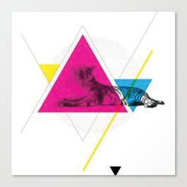 LibelluleMonde Canvas Print