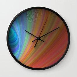 Planet Wall Clock
