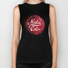 Nuka-Cola Bottlecap Fan Art Design Biker Tank