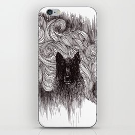Terror iPhone Skin
