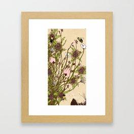 Wild Flowers Part 2 Framed Art Print