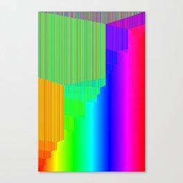 R Experiment 5 (quicksort v3) Canvas Print