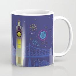 Montreal - Clock Tower Coffee Mug
