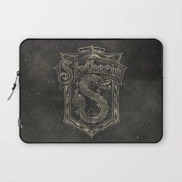 Slytherin House Laptop Sleeve