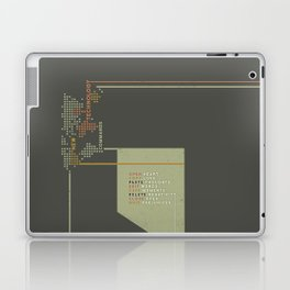 New Technology Commands Laptop & iPad Skin