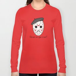 Psycho Killer Long Sleeve T-shirt