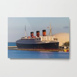 The Queen Mary Metal Print